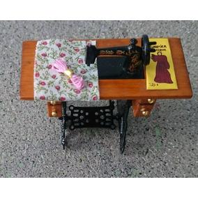 Maquina De Coser Singer Miniatura Coleccionable