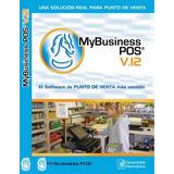 My Business Pos 2012. Original. Negocios De Punto De Venta.