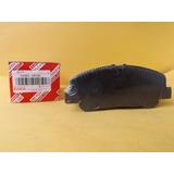 Pastillas Freno Delantera Original Toyota Previa 04465-28520