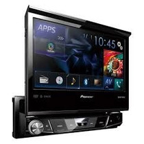Stereo Dvd Pioneer Avh X7850bt-bluetooth-12 Cuotas S/interes
