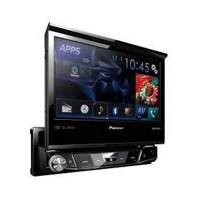 Stereo Dvd Pioneer Avh X7850bt-bluetooth-12 Cuotas S/interes