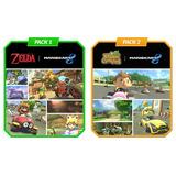 Mario Kart 8 Dlc Bonus Pack 1 Y 2 Para Wii U Original