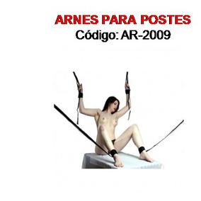 Arnes Para Postes Para Manos Y Pies (ar2009)