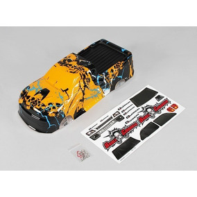 Bolha Automodelo Quanum Skull Crush Monster 1/10 Off-road