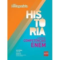 Ser Protagonista. História. Caderno De Competência