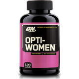 Opti-women 120 Cap Vitamina Para Mujeres+ Envío Gratis