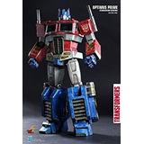 Juguete Hot Toys Tf001 Del Transformers Generación 1 Optimu