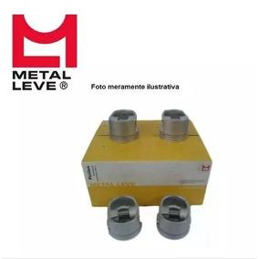 Jogo Pistao C/ Aneis 040 Palio 1.0 8v Flex 2005 A 2010