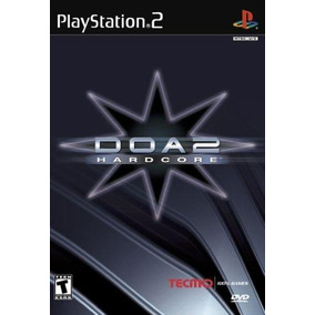Dead Or Alive Doa2 Hardcore Ps2 *