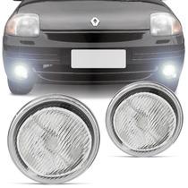 Farol Milha Renault Clio 2000 01 02 Auxiliar Neblina Similar