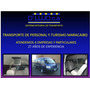 Alquiler De Vans Maracacibo Transporte Personal Ejecutivo