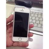 Iphone 5s 32gb Completo Carregador + Fone Original