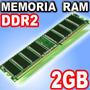 Memoria Ram 2gb Ddr2 Pc2-4200 Para Pc