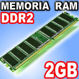 Envio Gratis Memoria Ram 2gb Ddr2 Pc2-5300 667mhz Para Pc