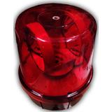 Efecto De Luces Baliza Rotativa Roja 220 Volt