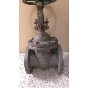 Valvulas De Compuerta De Acero Inox. T-316. 300#. Dos De 4