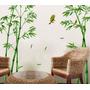 Vinilos Decoración Dormitorios-sala Bambu Vinil