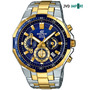 Reloj Casio Edifice Cronógrafo Efr-554sg-2av - 100% Original
