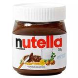 Kit Doces 1 Nutella 350g+1 M&ms 1kg+1supreme Balls 15x50g
