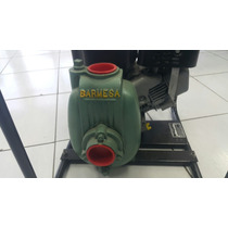 Barmesa Bomba De Agua De 3 Motor 6hp Briggs