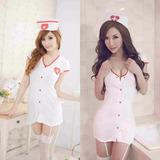 Traje Sexy Enfermera Cosplay Babydoll