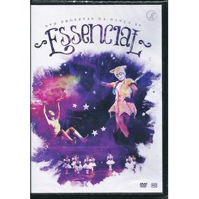 Dvd Profetas Da Dança Vol 9 Essencial Infantil