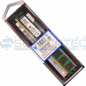 Memorias Ram Kingston Ddr2 800 / 667 / 533 2gb Mhz Pc2-6400
