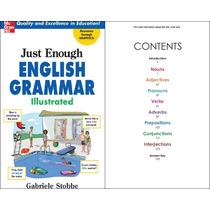Livro Inglês Gramática Ilustrada