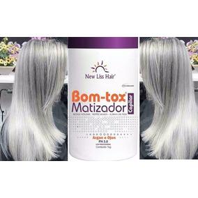 Botox Matizador Redutor New Liss Hair Bom-tox Btox Bot-ox1kg