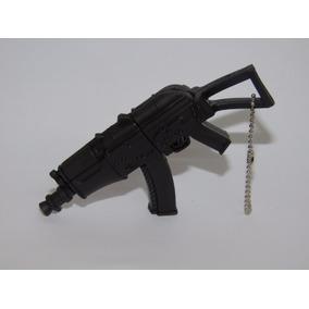 Memorias Usb Figuras 16gb Pistola Goma Metralleta