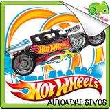 Vinilos Osandme Decora Infantil Hotwheels Auto Carro Racing