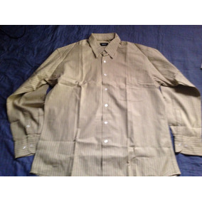 Camisa Hugo Boss 16 1/2-34-35 Grande