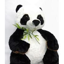Oso Panda Peluche Gigante+ Chocolates Envio Gratis V. Crespo