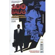 100 Balas 01 Série Policial História Em Quadrinhos Vertigo
