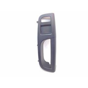 Puxador Moldura Porta Vw Gol G5 G6 Dianteiro Esquerdo Cinza