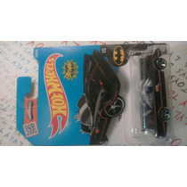 Hot Wheels Batman Batimobil Tv Series Ver Th Básic Lyly Toys