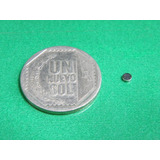 Imanes De Neodimio 3mm X 1mm 25 Soles Pack 100 Unidades