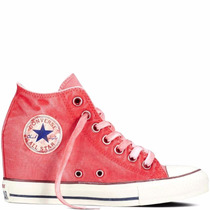 Zapatillas Converse All Star Lux !! Taco Escondido !!