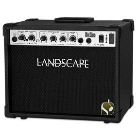 Amplificador Cubo Landscape Hotline Gtx200 P/ Guitarra
