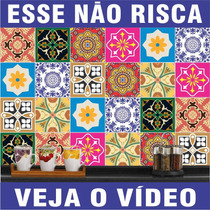 Adesivo Azulejo Português Hidráulico 15x15 Cm - Promoção !