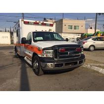Ambulancia Ford F-350, Tipo I, 2006, Diesel, Como Nueva