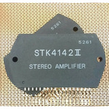 Circuito Integrado Stk4142ii - Stk 4142 Ii - Stk4142 Ii
