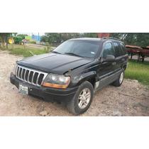 Jeep Grand Cherockee 2003 (en Partes) 1999 - 2004 Motor 4.0