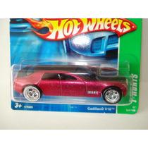 Super T Hunt 2007 - Cadillac V16 Nº 131 - Error Rodas