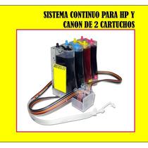 Sistema Continuo C Valvula Hp 2515 3515 4575 3050 2135 3635