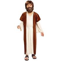 Novedades Foro Bíblicos Veces Jesús Child Costume, Pequeño