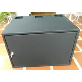 Gabinete Rack Pared Cerrado Dvr, Cctv+cerradura- Fabricantes