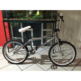 Bicicleta Haro Mid Way Rod 20.5 Cromada Nueva.
