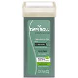 Cera Depilatória Roll-on Depi Roll 100g Algas Verde