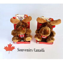 Souvenirs Canadá Recuerdos Viajes Mascota Regalos